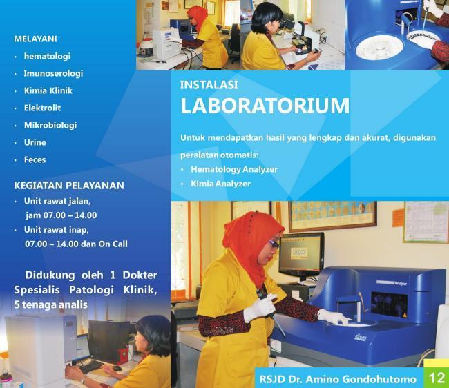 Instalasi Laboratorium Klinis