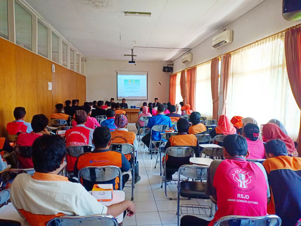 Upz Rsjd Dr Amino Gondohutomo Mentasharufkan Zakat Penghasilan Gaji Dan Tpp Pegawai Ke Lingkungan Internal Rsjd Dr Amino Gondohutomo Provinsi Jawa Tengah