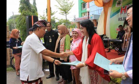 Acara Puncak HUT RSJD dr. Amino Gondohutomo Provinsi Jawa Tengah