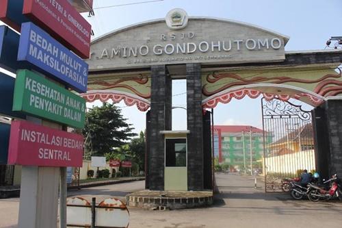Doa Pegawai Rsjd Dr. Amino Gondohutomo Provinsi Jawa Tengah