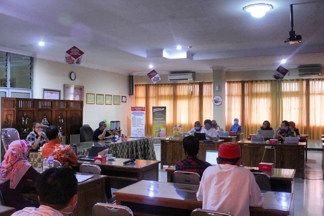 Bimbingan Teknis Pembangunan Zona Integritas
