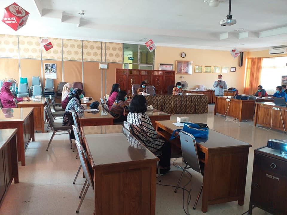 Diskusi  Pelayanan Terpadu Berbasis Rumah Sakit Bagi Perempuan dan Anak Korban Kekerasan