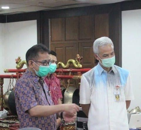 Vaksinasi Bagi Pelayan Publik di Lingkungan Provinsi Jawa Tengah